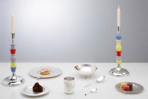 Victoria Delany tableware Product Designer Silversmith